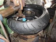 タイヤ交換-2