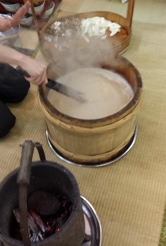 石焼鍋20141007_184415