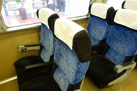 北海道新幹線列車駅3