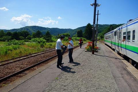 北海道新幹線列車駅30