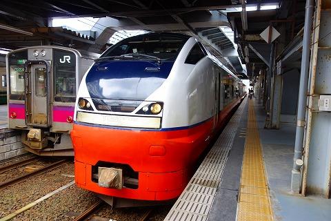 北海道新幹線列車駅6