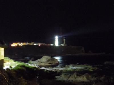 夜の犬吠埼灯台