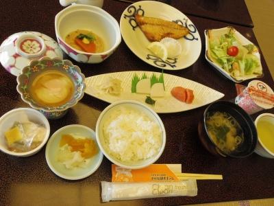 犬吠埼観光ホテルの朝食