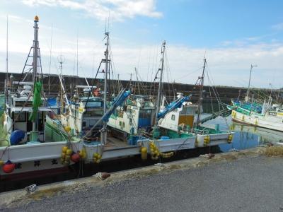 銚子・外川漁港