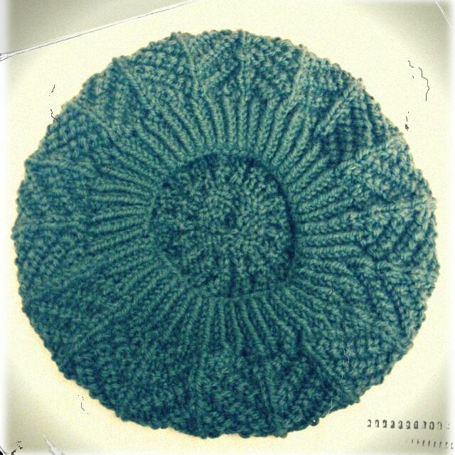 グリーンベレー帽2