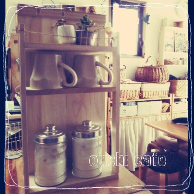 cafe棚