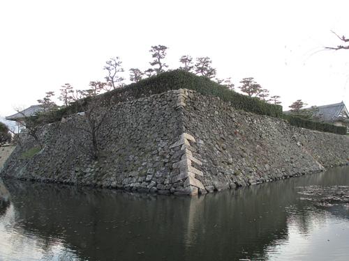 岸和田城001