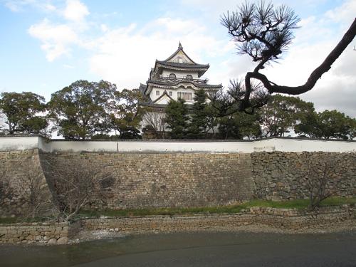 岸和田城004-1