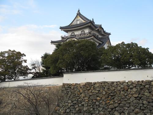 岸和田城004-2