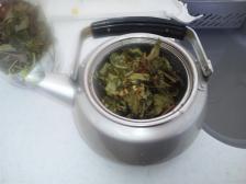 ドクダミ茶 (6)