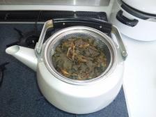 ドクダミ茶 (7)