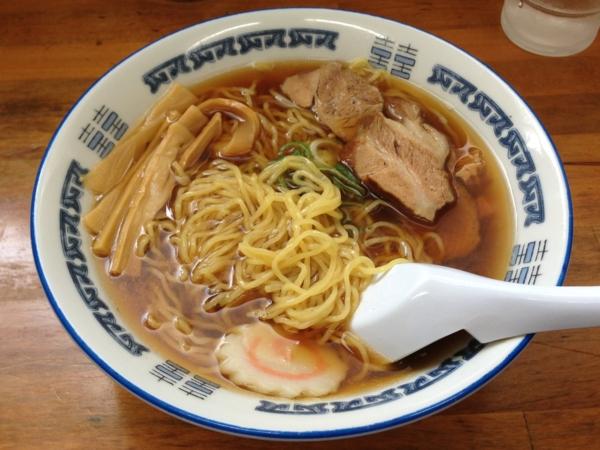 野沢野 ラーメン 麺