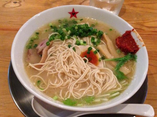 麺屋345丁目 赤鶏 麺