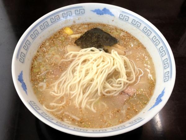 佐藤中華そば楼byねぎぼうず 味噌(並) 麺