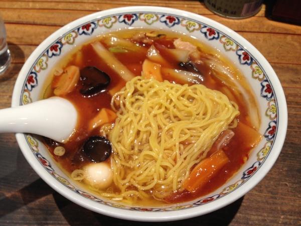 桜木屋 広東麺 麺