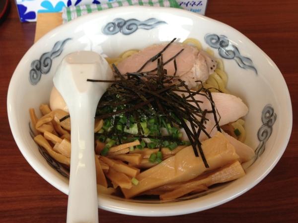 麺屋満開 油そば(煮干し)