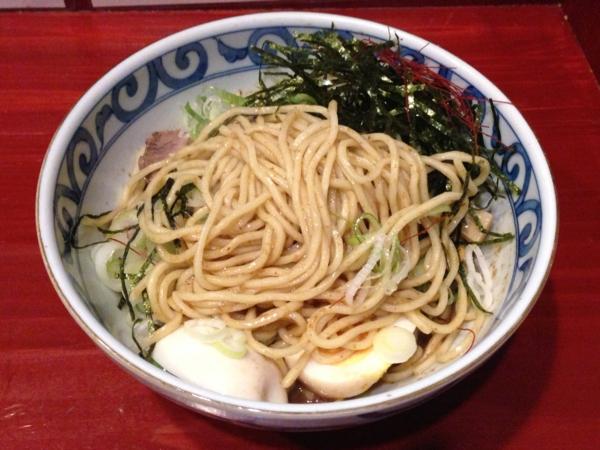 麺屋十郎兵衛 鰹まぜそば(8月限定) 麺