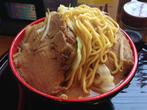 雷(ikazuchi)(仙台市青葉区) セカンドインパクト 麺