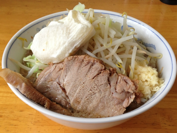 たい焼き本舗藤家泉店 鯛焼きラーメン
