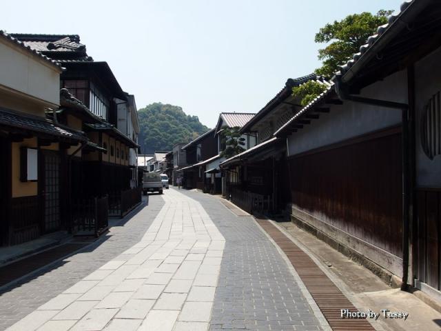 竹原伝統建物保存地区