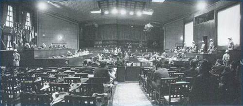 極東国際軍事裁判500