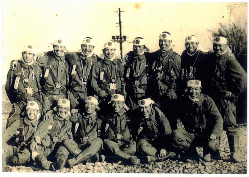 陸軍特攻 第119飛行隊500