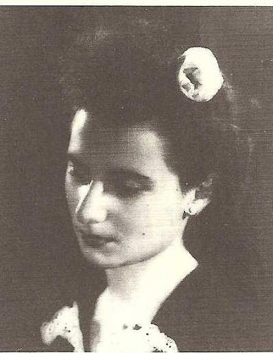 ベアテ・シロタ・ゴードン1946