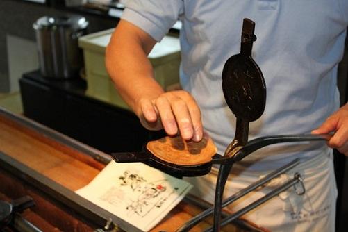 南部煎餅 型2