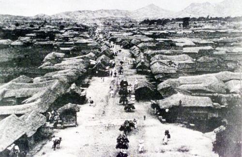 500 朝鮮 古写真