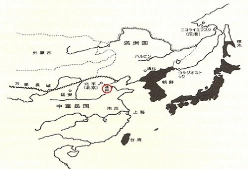通州 地図1