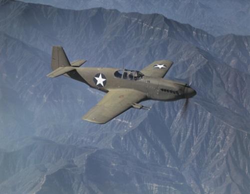 P-51A 1
