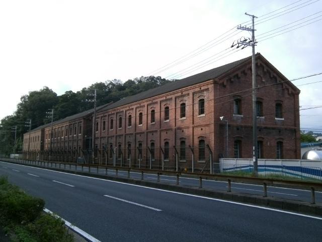 舞鶴海軍経理部衣糧科被服庫 (2)