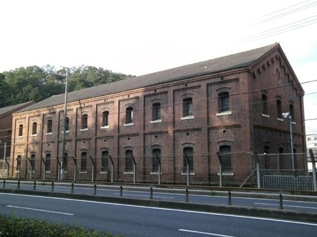 舞鶴海軍経理部衣糧科被服庫 (4)