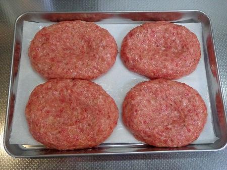 ハンバーグステーキ10