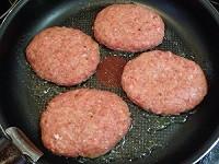 ハンバーグステーキ11