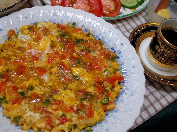 トルコ料理 メネメン01