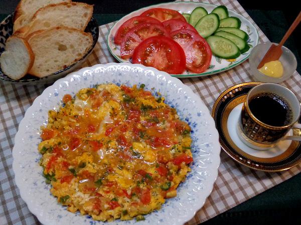トルコ料理 メネメン07