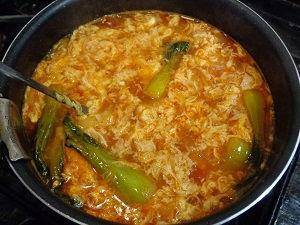 トマトスープ 溶き卵仕立て10