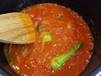 トマトスープ 溶き卵仕立て06