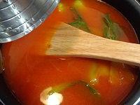 トマトスープ 溶き卵仕立て07