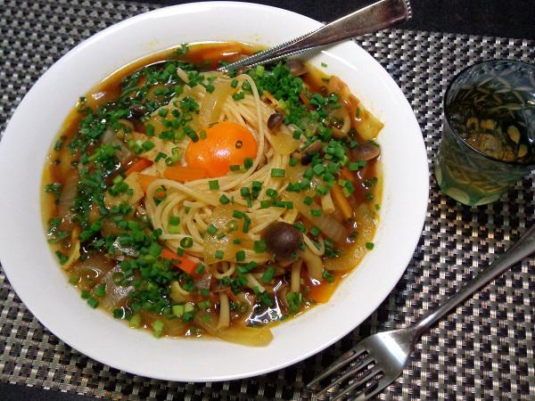 スープカレーパスタ12