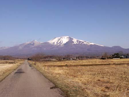 発地より浅間山