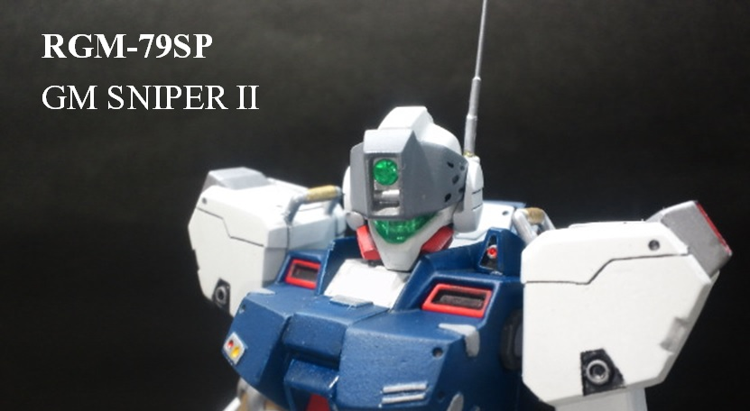 RGM-79SP - TOPー