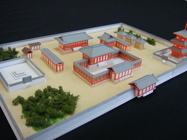 唐招提寺1