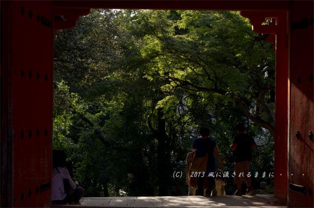2013年 奈良・春日大社の風景5