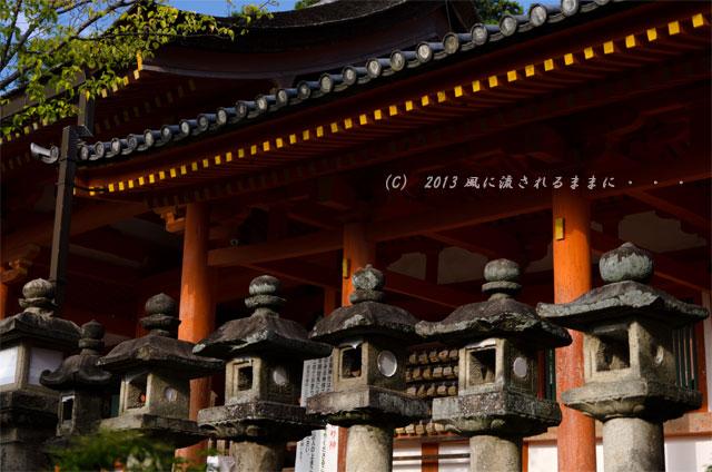 2013年 奈良・春日大社の風景7