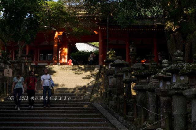 2013年 奈良・春日大社の風景8