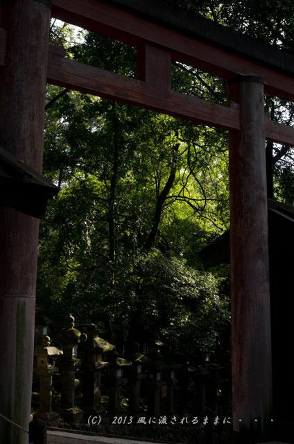 2013年 奈良・春日大社の風景9