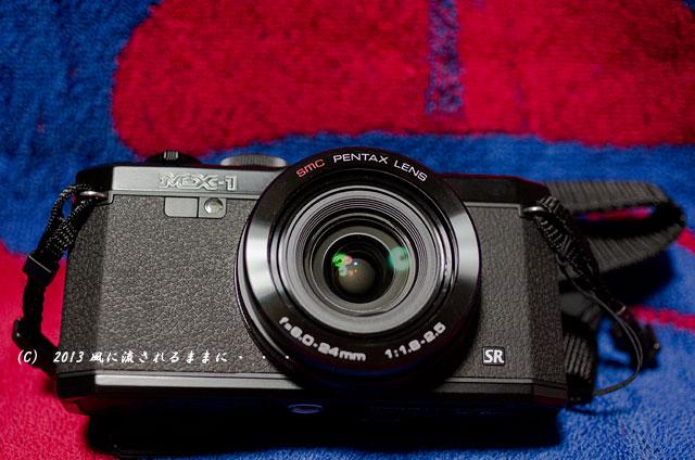 ペンタックス MX-1 1
