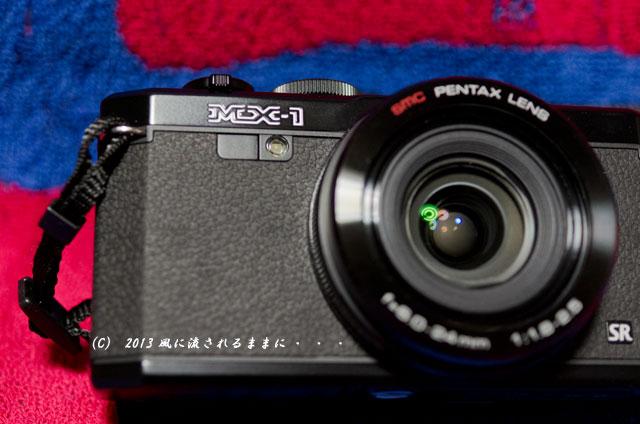 ペンタックス MX-1 2
